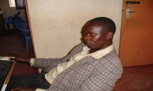 George Asisi - Pastor und Leiter von Tumaini - Hope for the Children